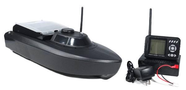Jabo-IIB Sonar Fish Finder Electric RTR RC Bait Fishing Boat