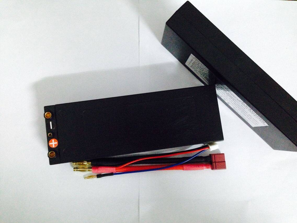 Hardcase battery 7500mah 7.4V 80C