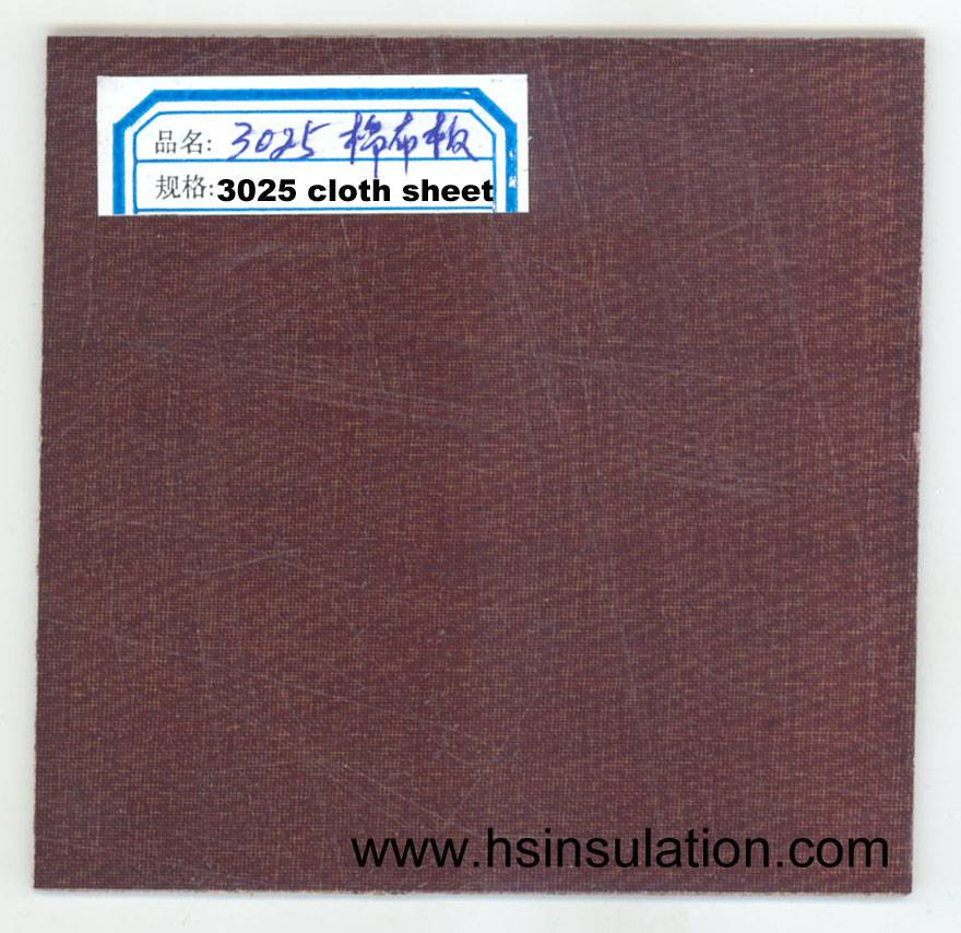 3025 phenolic cotton cloth laminated sheet
