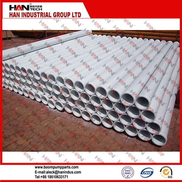 concrete pump spare parts delivery pipe for putzmeister sany schwing