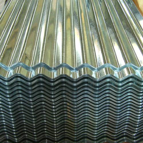 Galvanized Coated Corrugated Roof Sheet