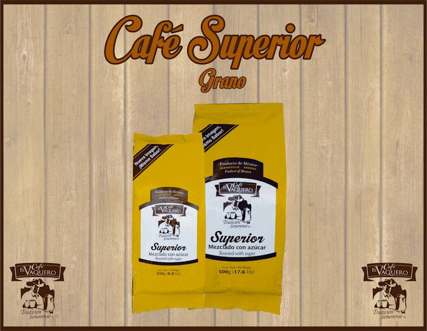Kafeson 2/1 Superior Coffee - Sugar and 100% Caracolillo Arabica