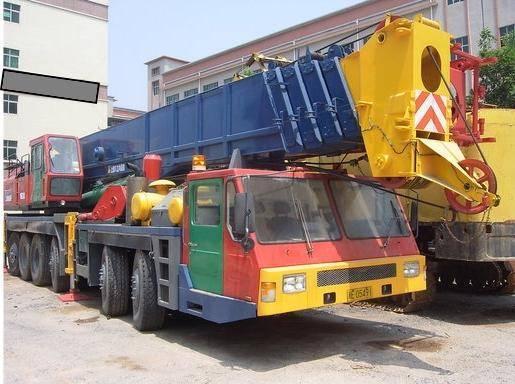 Used mobile crane tadano tg1500m,tadano used truck crane 150t