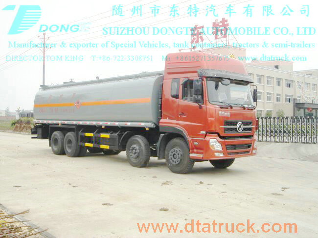 DTA5310GHYD Chemical liquid tanker