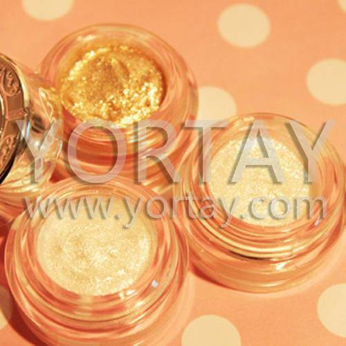 Gold Luster Pearl, Mica Based Pearlescent, Eyeshadow Pigment
