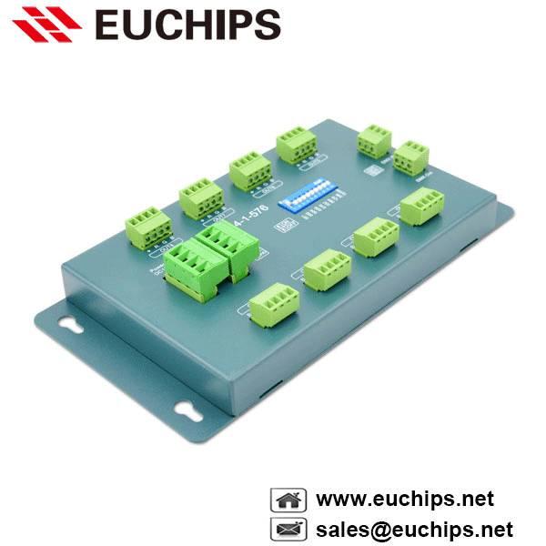 12-24VDC 1A 24 channel constant voltage dmx decoder PXL24-1-576