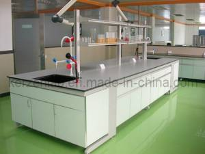 China factory produced Lab island Bench Lab Furniture