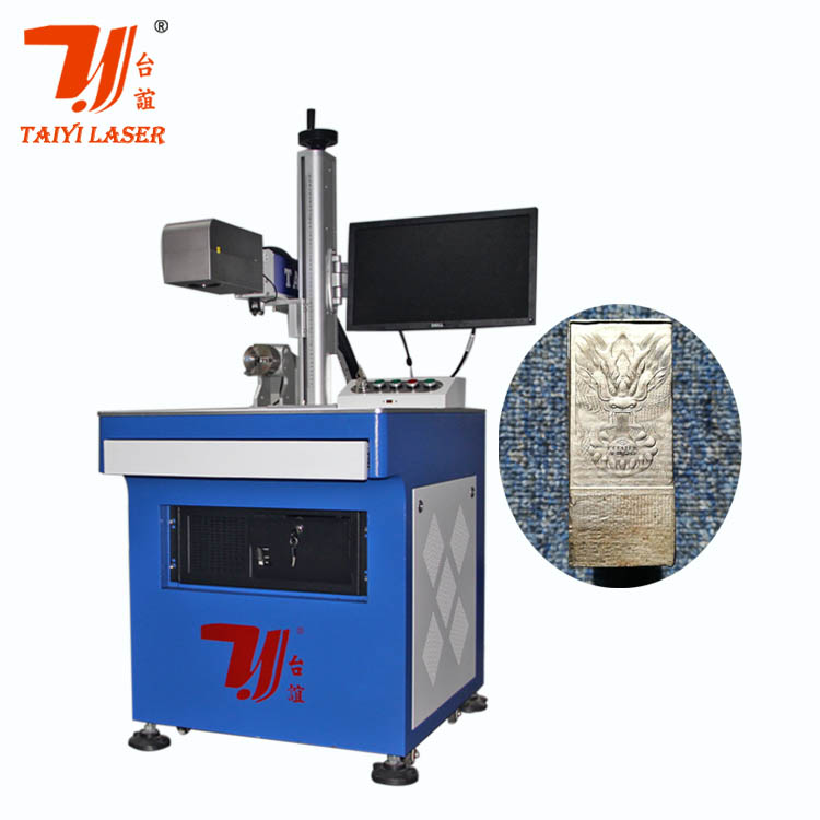 3D Dynamic Focusing And Scanner System With CO2 Laser Marking Machine Big Size M