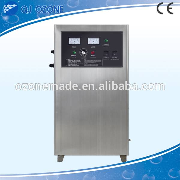 150 g/h corona discharge industrial  ozone generator agriculture