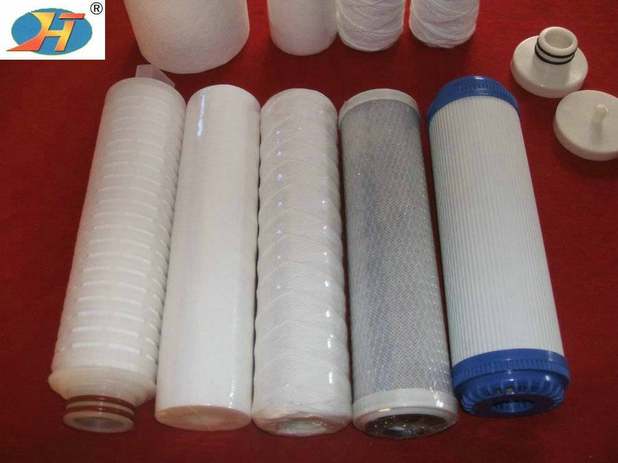 Filter Cartridge For Water Sedimentation