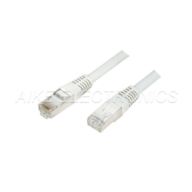 Category 6A/6 F/UTP Patch/Lan cable
