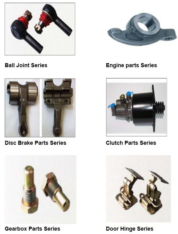 Chassis & Engine Parts