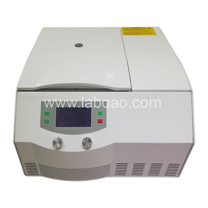 HR-20 benchtop high speed refrigerated centrifuge