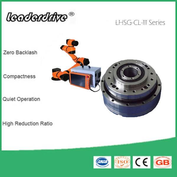 Light Weight High Torque Harmonic Gear Drive Speed Reduction Gearbox (LHSG-CL-III)