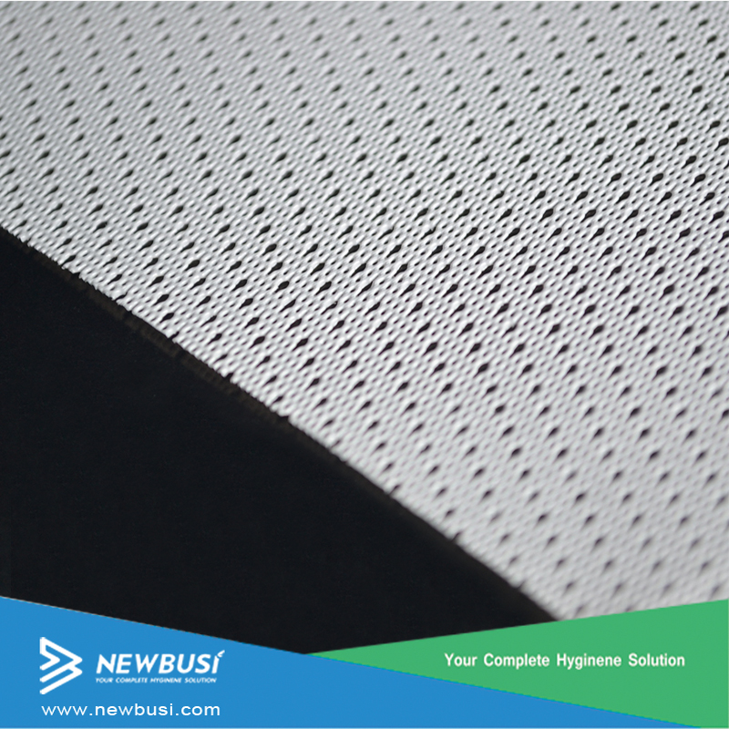 Wholesale Material Perforated PE Film For Sanitary Napkin
