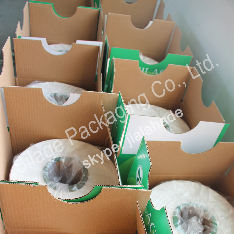 Factory Silage Film for Baler, Farm Used Wrapping Film, Hay Bale Packing Film for Australia
