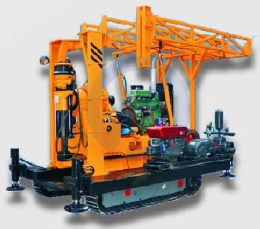 Powerful Removable XY-2L Core And Well Drilling Machine for Sale