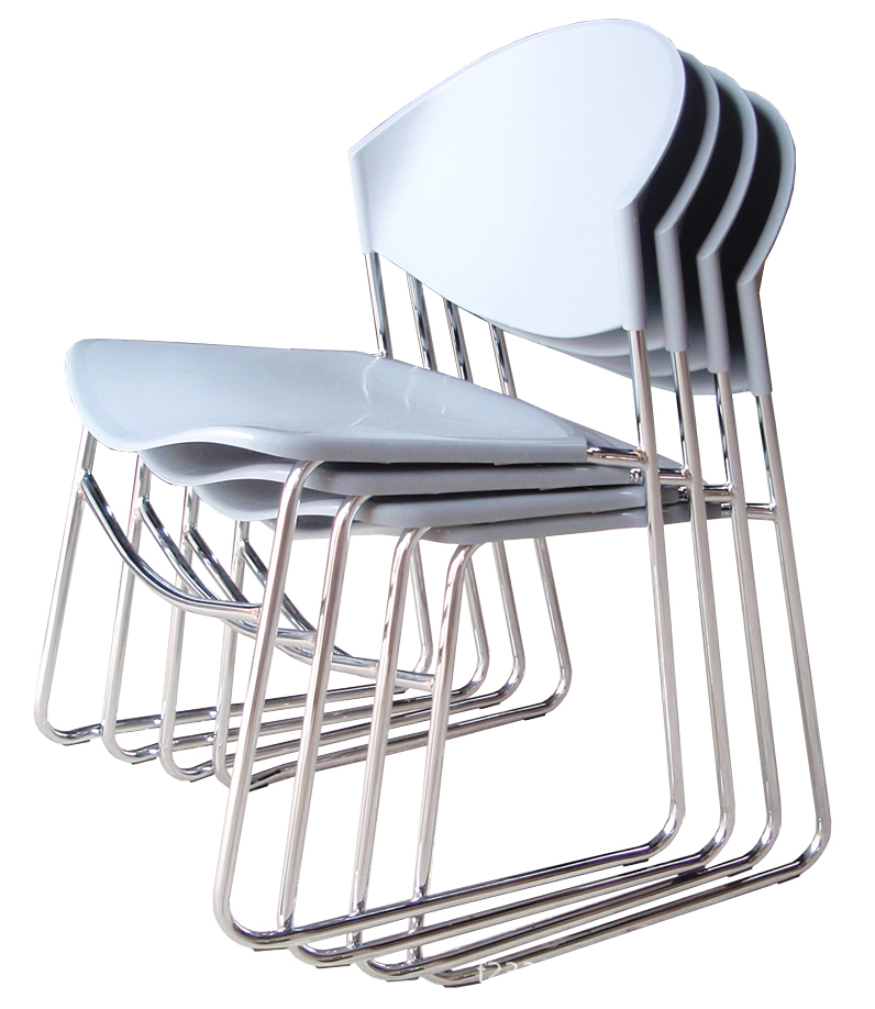 stackable chair mould