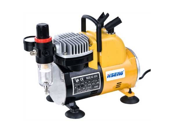 HaoSheng AS18C Airbrush Compressor