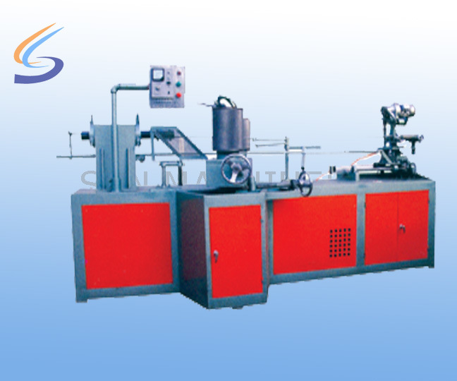 Automatic DTY Paper Tube Machine Price Cardboard Core Making Machinery