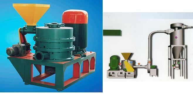 Dyestuff auxiliary non-metal Micronizer Ultra-Micro Pulverizer Altra-Mizer