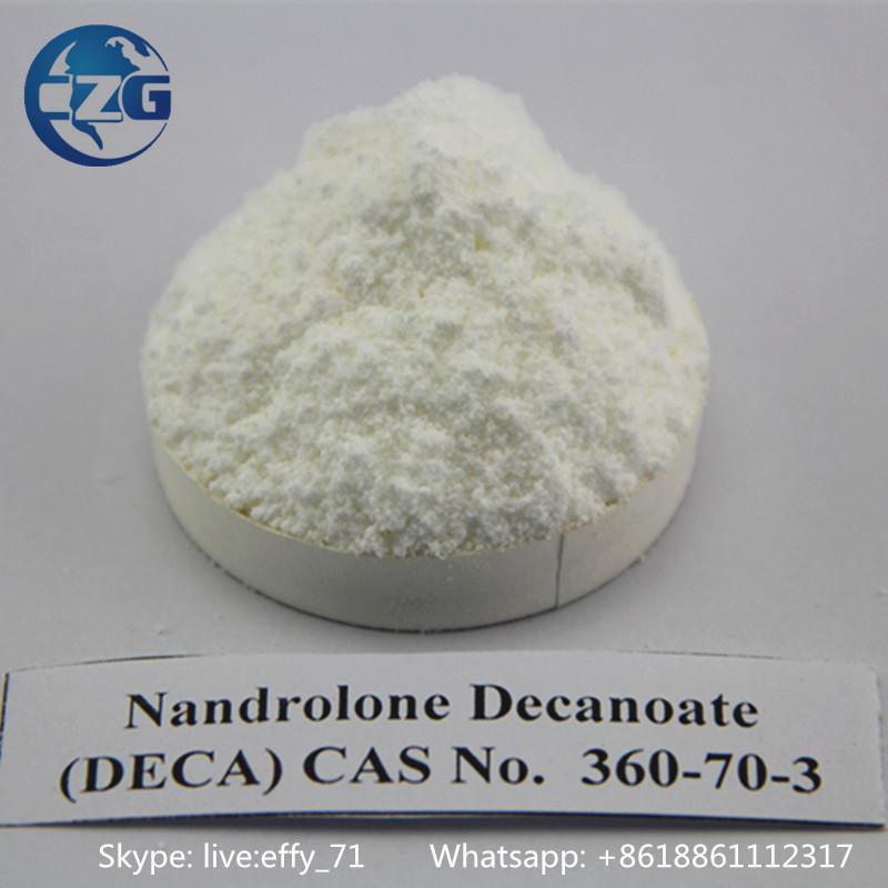 Deca200 Nandrolone Decanoate 360-70-3 Steroids powder