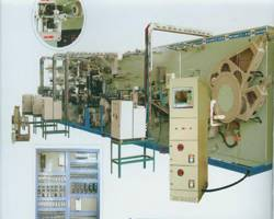 High Speed Baby Diaper Machine (HD-NK-C)