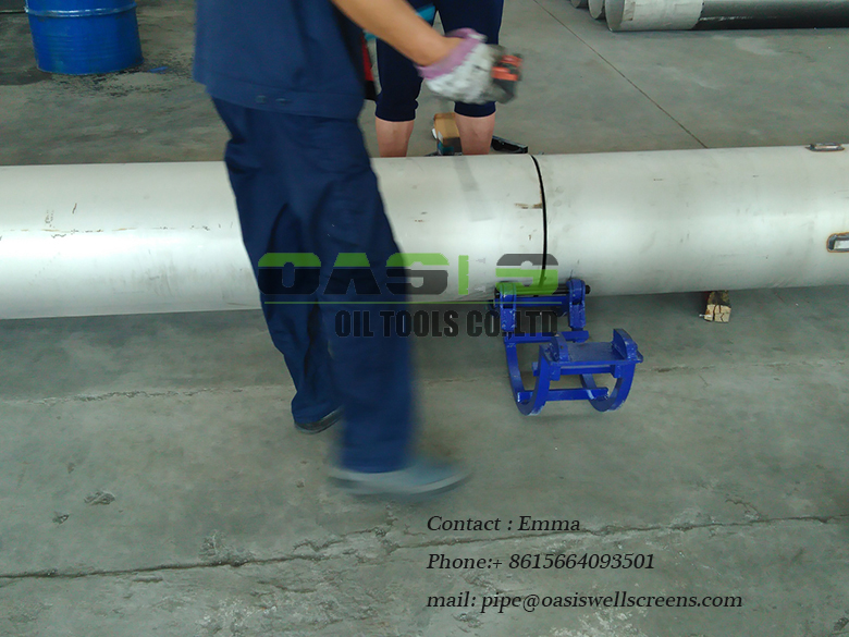 Manufacture Oasis Stainless Steel Casing and Tubing