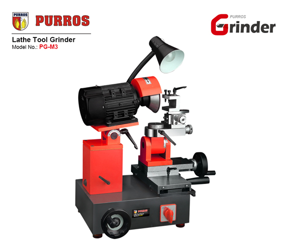 PURROS PG-M3 Lathe Tool Grinder | how to grind lathe tool cutter bits?