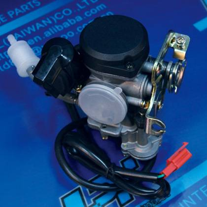 GENUINE MOTORCYCLE CARBURETOR