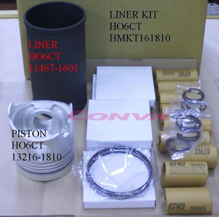 Liner kits