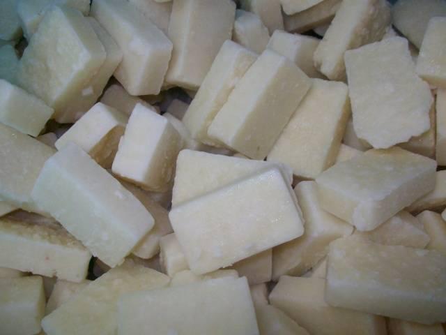 Frozen Garlic Puree Tablets