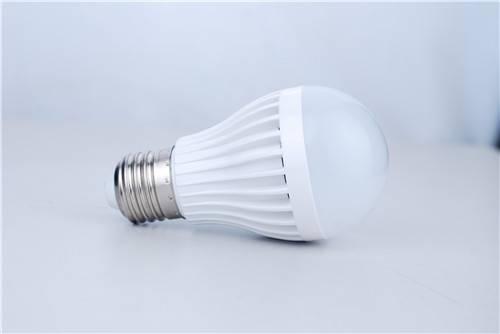 7W LED Plastic Bulb