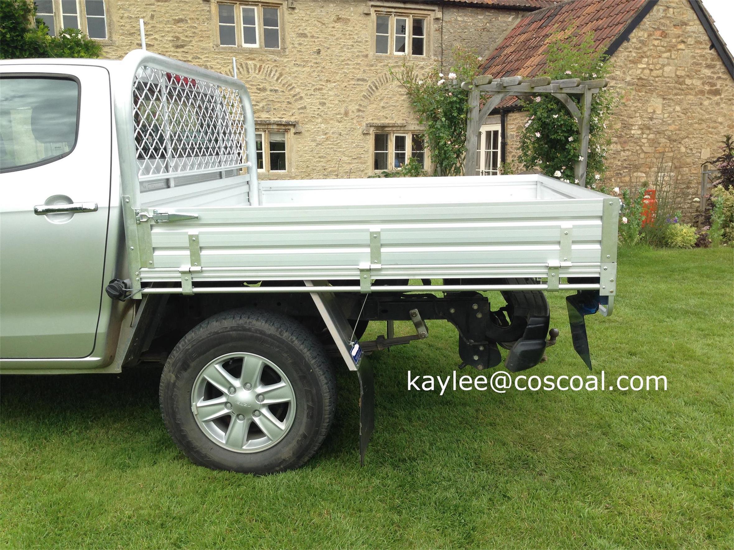 100kg Aluminum dropside ute truck bed