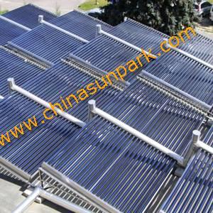 CUCGT solar water heater collector