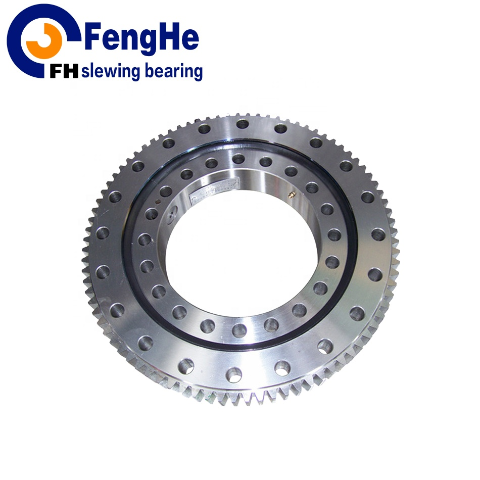Slewing ring bearings as Excavator parts