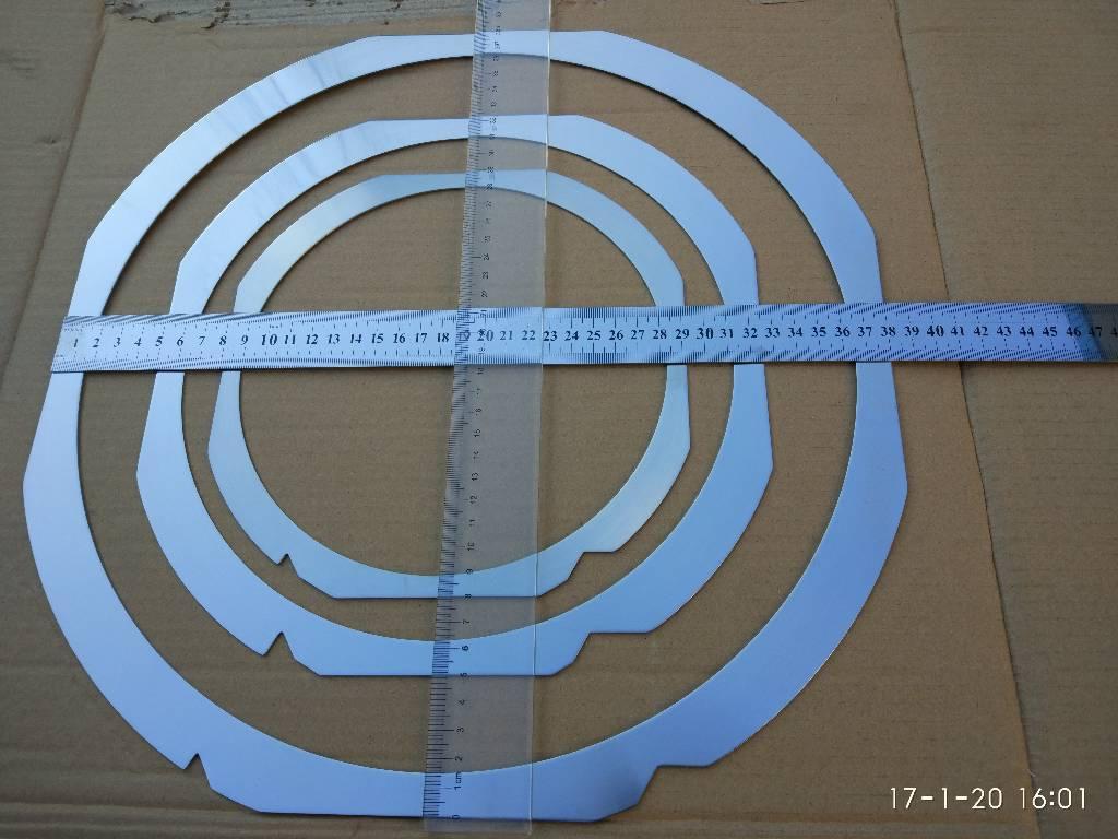 stainless steel wafer frames,film frames,film rings