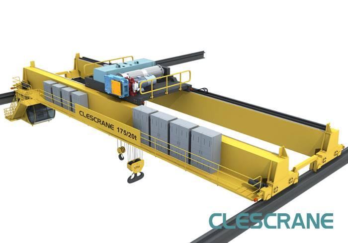 CWD Series 5t-32t Double beam bridge crane for sale $1000-$20000