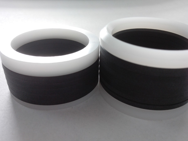 V-packing for piston and rod symmetric seals series
