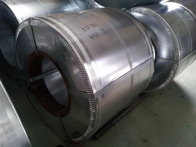 DX51D galvalume steel coil