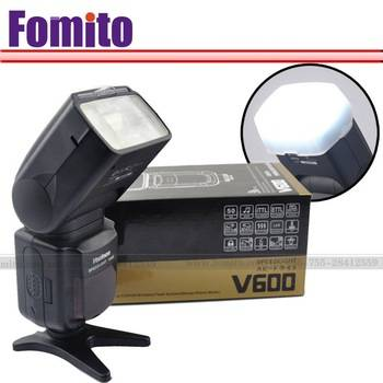 V600 Digital TTL Flash Speedlight For Canon 5D Mark II 7D 5D3