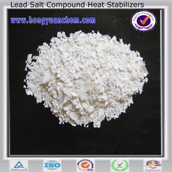 Lead salt Heat Stabilizer for Sheets/Dust-free/one pack