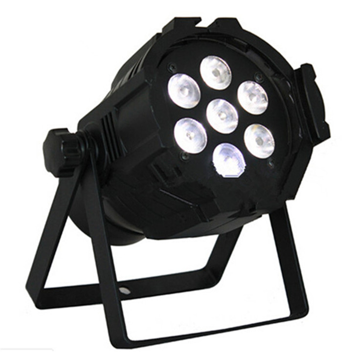 mini stage effect wash light 710w colorful disco party rgbw 4in 1 led par can light