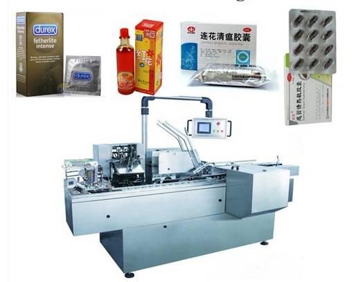 multi-functional cartoner, carton machine