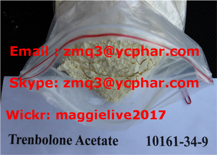 Pharmaceutical Chemical Steroid Powder Trenbolone Acetate with Revalor-H Finaplix Cycle Tren a