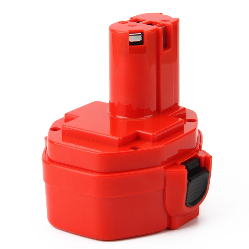 14.4V/2500mAh Ni-MH Power Tool Battery for Makita 1234,1420,1422,1422