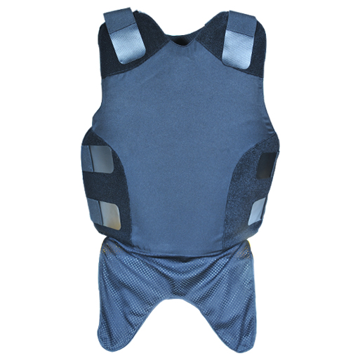 Aramid Concealed Type Bullet Proof Vest with high protection level