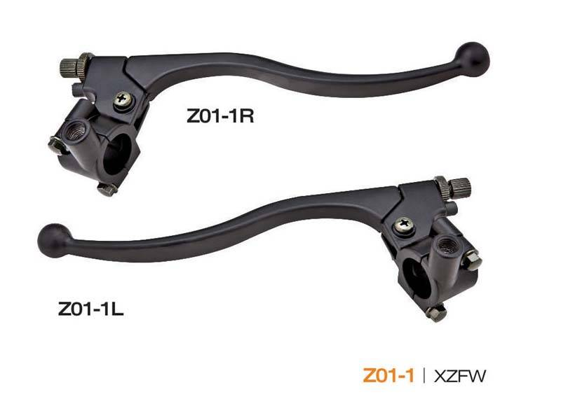 motorcycle handle brake lever
