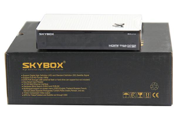 Full HD Receiver Skybox M3