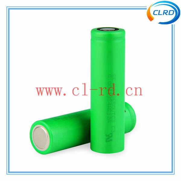 Original Sony US18650 VTC3 1600mAh with 30A discharge rate
